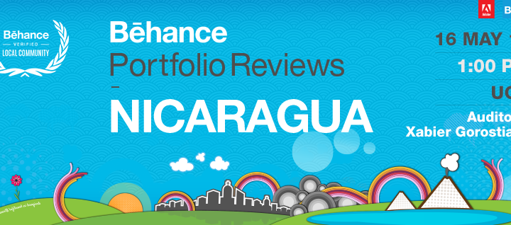 Behance Portafolio Review Nicaragua