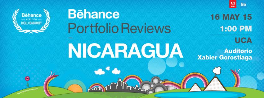 Participá en el Behance Portafolio Review.