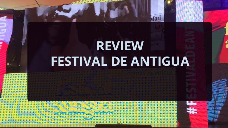 Festival de publicidad de Antigua