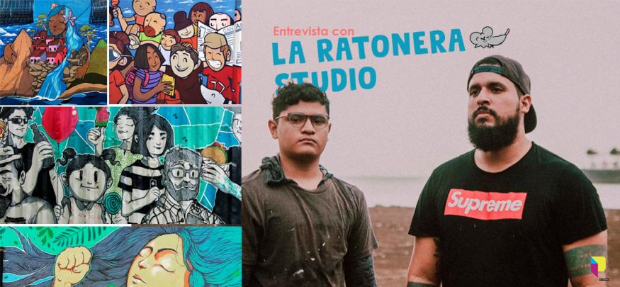 Ratonera Studio – Murales en Nicaragua